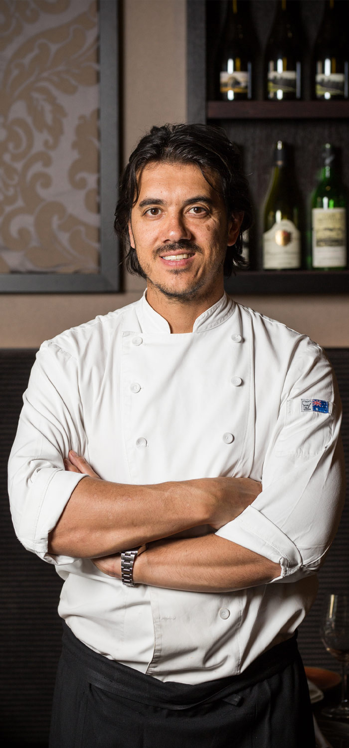 Jose Silva Head Chef